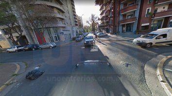 Los extorsionadores citaron al abuelo en la esquina de Buenos Aires y Malvinas, en Paraná.