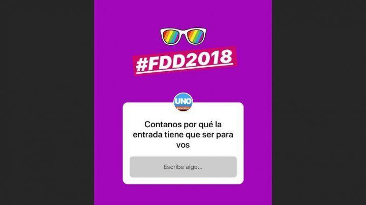 #FDD2018: Se agotaron las entradas
