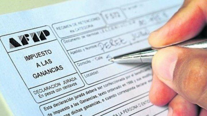 El Gobierno eliminó los cambios en Ganancias para aprobar el Presupuesto 2019