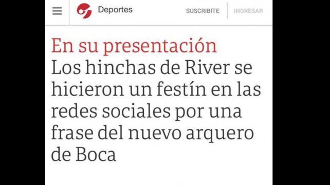 Polémica nota de Clarín desata el enojo de Boca