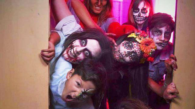 Reviví la #ZombieWalk en Paraná
