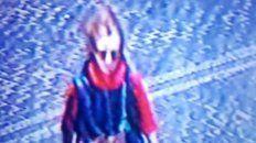 conmocion en flores: una madre degollo a su hija de 9 anos en plena calle