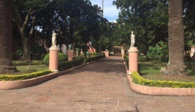 Incautaron dos estatuas del museo de Victoria que habían sido robadas del Palacio de San José