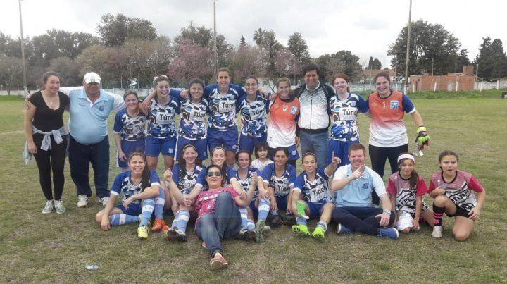 La selección femenina de la LPF ya conoce a sus rivales para el Nacional