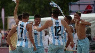 Los muchachos argentinos.