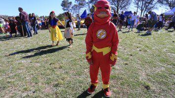Iron Man, presente en la edición 2017 de la fiesta del CAE