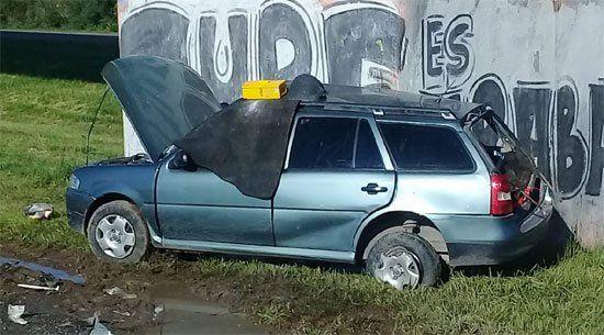 Juez de Concepción del Uruguay participó de un incidente vial con dos muertos