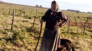 Buscan a una anciana que falta de su hogar