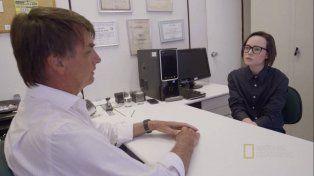CONTEXTO. La entrevista se realizó en el marco del programa Gaycation, de la National Geographic.
