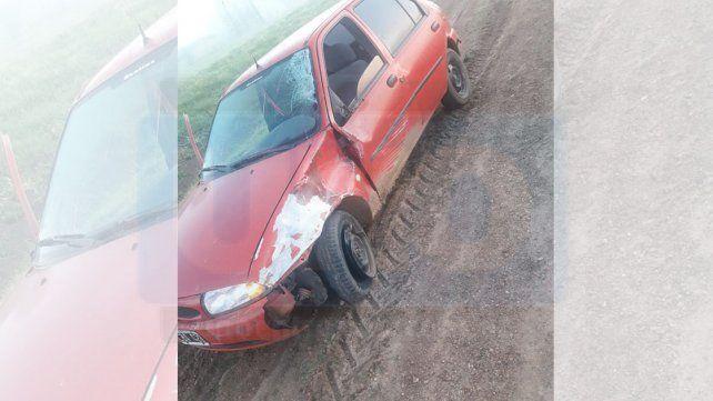 Colón: Un motociclista perdió la vida al colisionar contra un automóvil