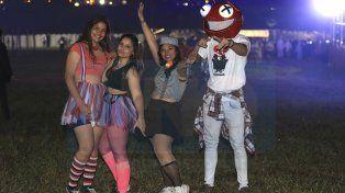 Las primeras 13 fotos de la Fiesta de Disfraces 2018