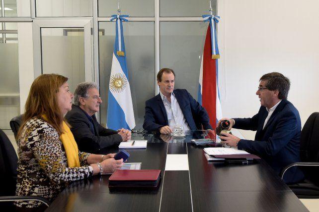 El Gobierno proyecta realizar obras con financiamiento internacional