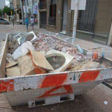 Rige una nueva regulación para el uso de contenedores en Paraná