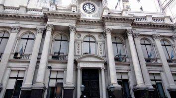fmi instalo una oficina en el banco central