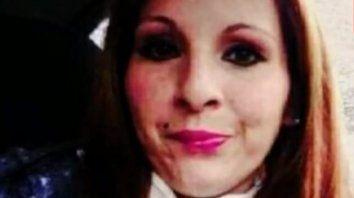 Carolina Medina tenía 25 años y murió en un hotel alojamiento. Estaba embarazada de 7 meses.