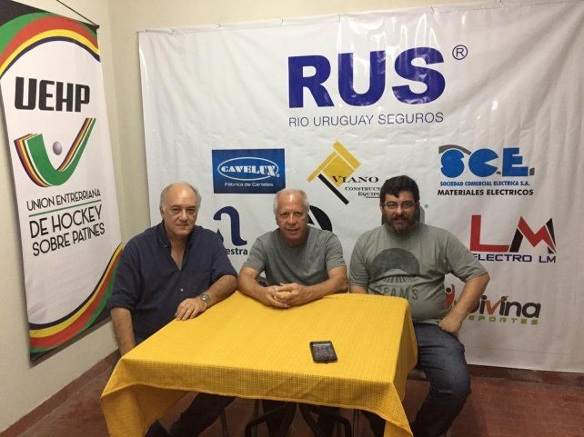 Presentaron el Campeonato Argentino en Paraná