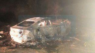 Incendiaron el auto de un jugador de Patronato: Sería intencional