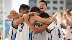 basquet 3x3: argentina se aseguro otra medalla