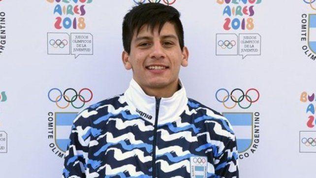 Otro entrerriano de Oro en los Juegos Olímpicos de la Juventud