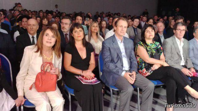 Resultado de imagen para Se inauguró el 1º Festival Internacional de Cine de Entre Ríos