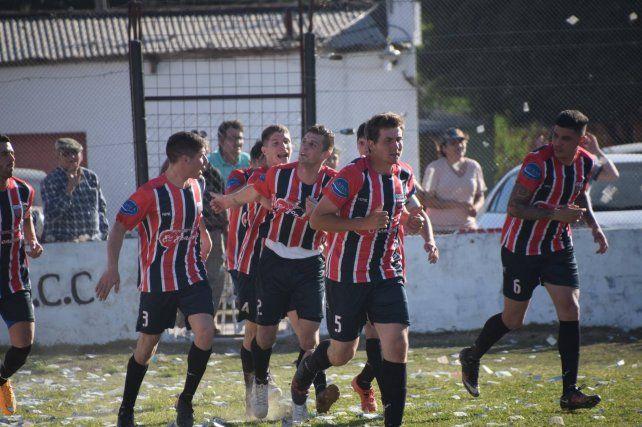 Cañadita será local ante Cerrito en el primer partido.