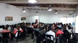 Agmer convocó a congreso extraordinario en San Salvador