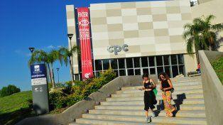 En el Centro Provincial de Convenciones se proyectan películas del festival.