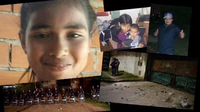 Crimen de Sheila: La nena tenía signos de estrangulamiento