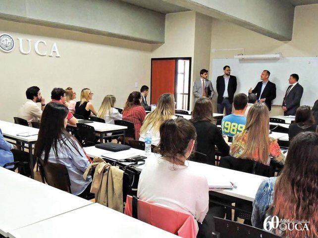 La UCA abrió las Inscripciones para el ciclo lectivo 2019