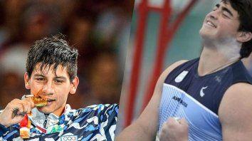 Arregui y Sasia, en lo más alto del deporte mundial.