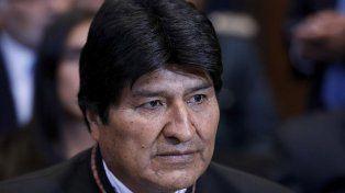 Evo Morales llegó a la Argentina Antes gobernaban los gringos, ahora gobernamos los indios, dijo
