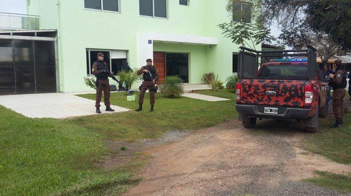 La trama oculta de los narcos que lavaban plata en Entre Ríos