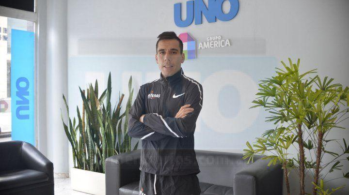 El paranaense Julián Molina
