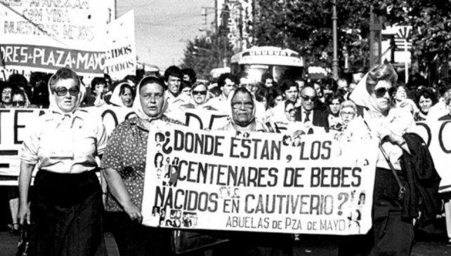 El saludo a Abuelas de Plaza de Mayo en el Día Nacional del Derecho a la Identidad