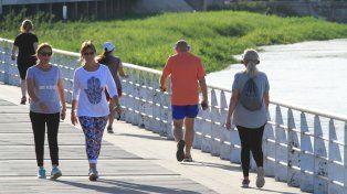 Hábitos. La actividad física ayuda a prevenir enfermedades.
