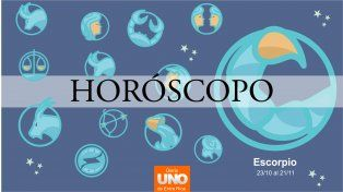 El Horóscopo correspondiente al 23 de octubre de 2018