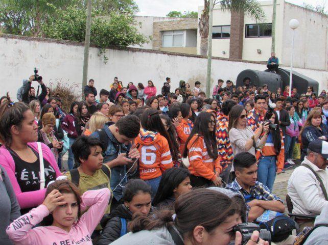 Más de 500 estudiantes participaron del cierre de Jóvenes x la Memoria