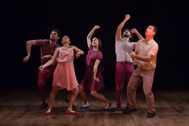 Propuestas. Además de espectáculos de danza teatro y teatro físico