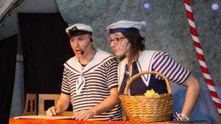 La obra infantil Cuentos en el fondo del mar se verá este domingo