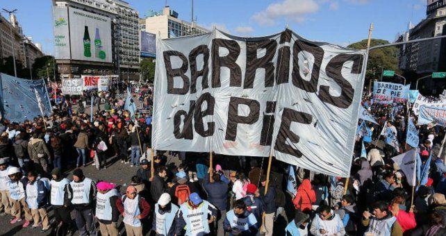 Denunciaron plan de infiltrados para provocar disturbio y represión en la protesta frente al Congreso