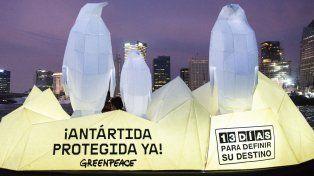 La intervención sorprendió en Buenos Aires.
