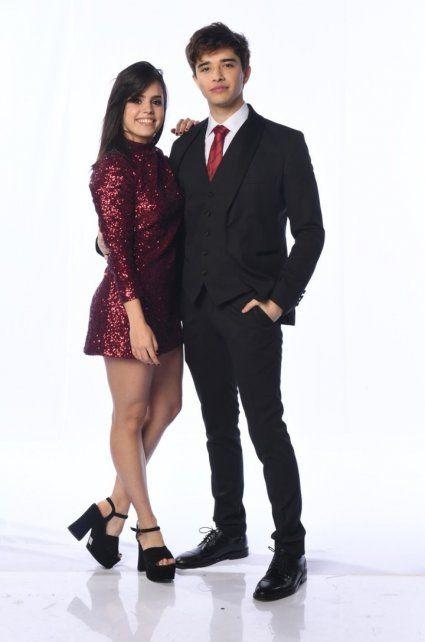 Sofi Morandi y Julián Serrano ningunearon a Peter Alfonso y a Paula Chaves