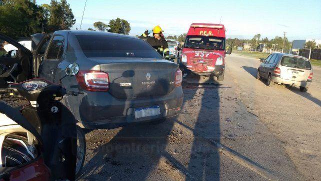 Accidente fatal en San Benito: Dieron a conocer la identidad del joven fallecido y el parte de los heridos