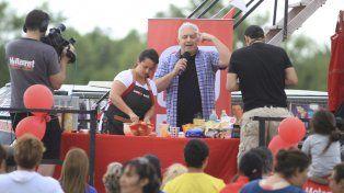 Mariano Peluffo hace más de 15 años que forma parte del equipo de trabajo de Supermercados DIA.