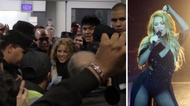 Shakira en Argentina y un pedido insólito