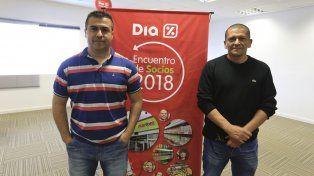Pablo junto a su hermano Claudio recientemente inauguraron otro local pero en la localidad de Funes.