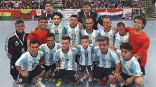 La Selección jugó un gran partido en la inauguración