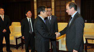 Bordet viajará a China a buscar financiamiento para obras de infraestructura