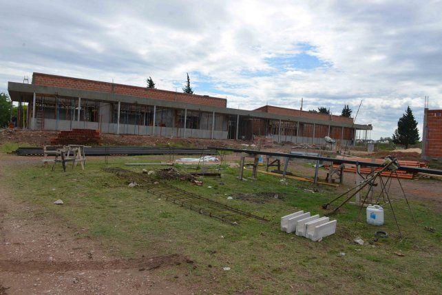 Avanza a buen ritmo la construcción de la sede propia del CEMI
