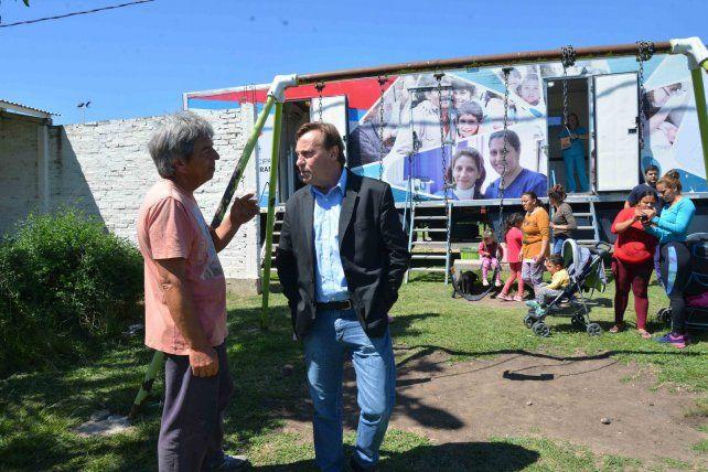 Impulsar, el nuevo programa municipal de asistencia social